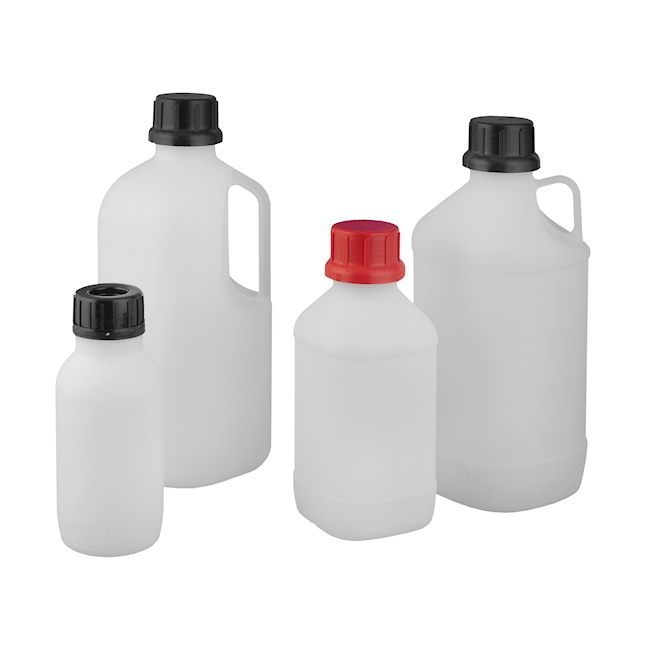 UN- Flacon 2500 ml (PE-HD)