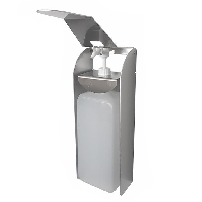 Distributeur de désinfectant et savon 1000 ml