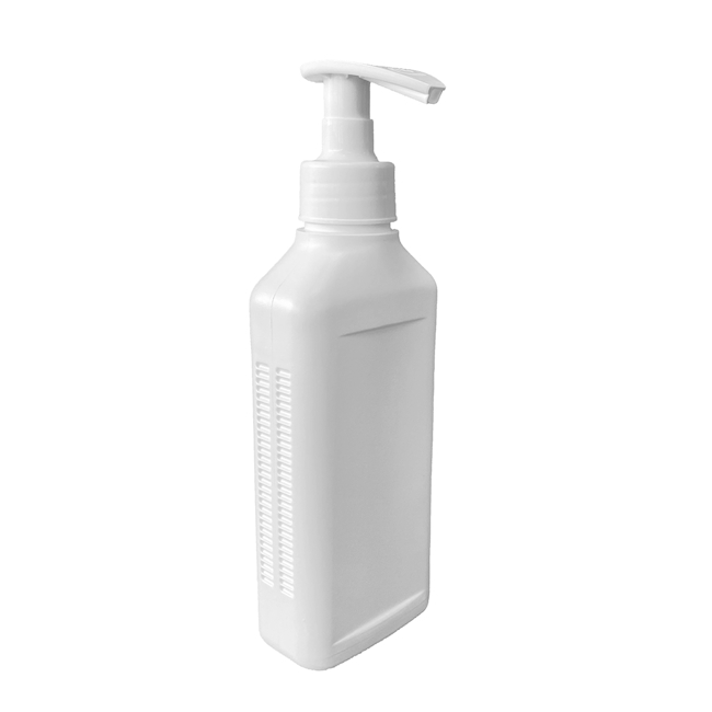 Distributeur blanc 250 ml, PE-HD