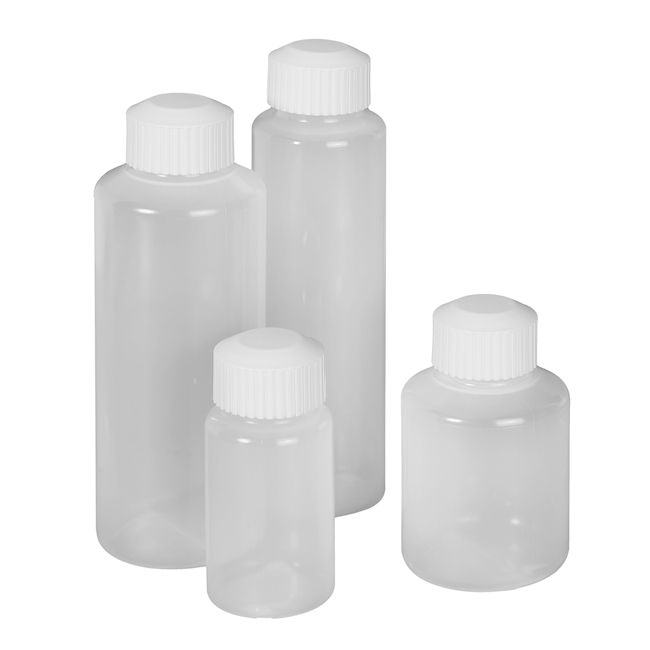 Weithals-Flasche 750 ml PE-LD