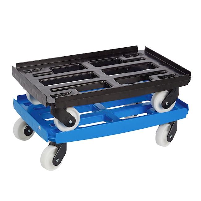 Transportroller Basic 600x400mm, blau