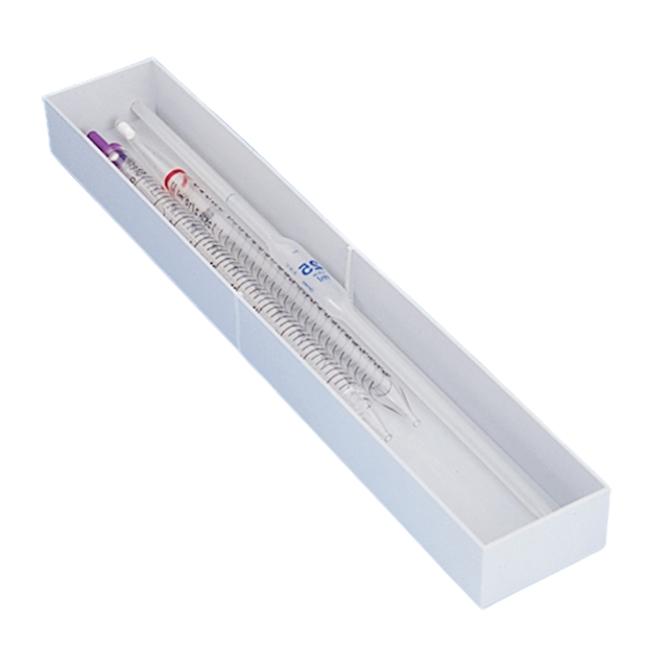 Bôite pour pipettes 470 mm, PS